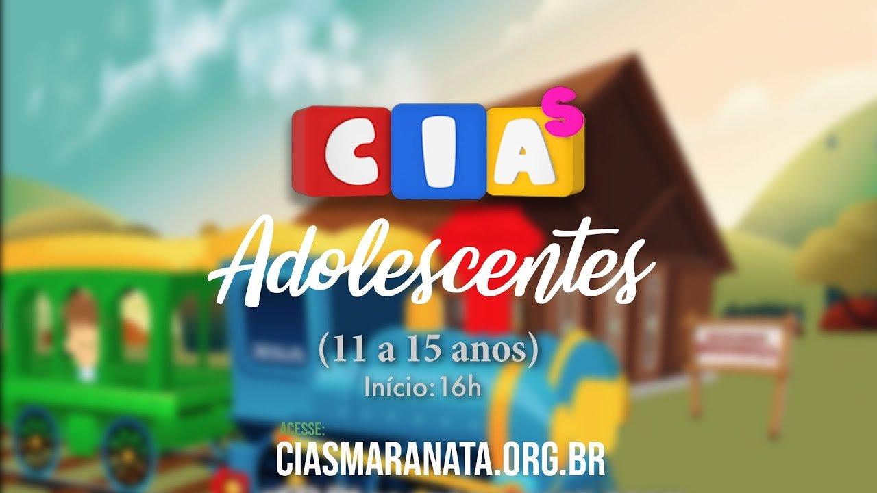 CIAs Maranata - Adolescentes